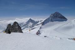 Hintertux lyžování